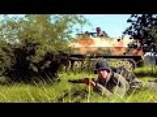 ARMA 3 - Iron Front - Играем за немцев! ВПЕРВЫЕ! Супер симулятор войны!