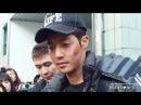 131120 Kim Hyun Joong 김현중 Poster Shooting of Inspiring Generation 감격시대 신정태 파이팅
