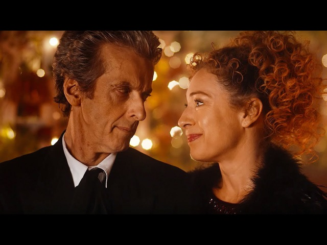 The Last Night On Darillium | Doctor Who: The Husbands Of River Song | BBC
