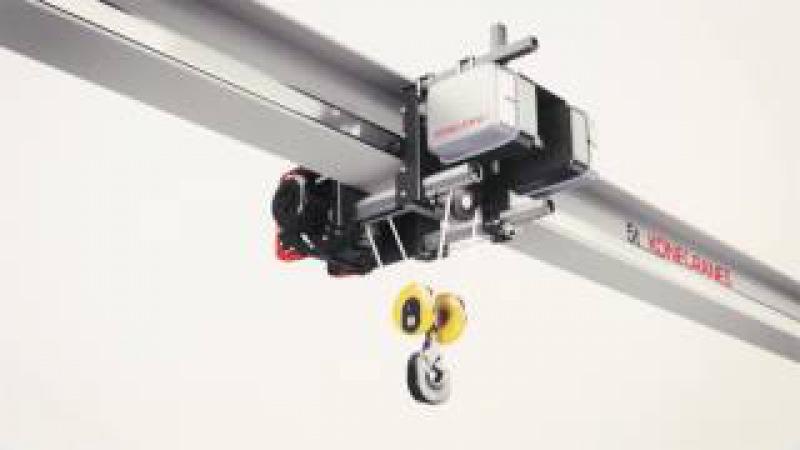 Кран CXT NEO - новые стандарты обработки промышленных грузов