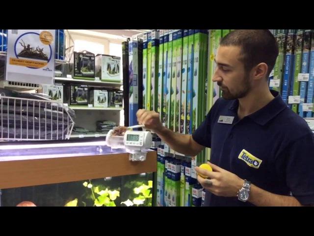 JBL AutoFood - автоматическая кормушка для аквариумных рыб » Freewka.com - Смотреть онлайн в хорощем качестве