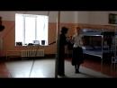 Мария и Анастасия - танец