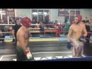 ММА_Влад Сергійчук2 бой 1 раунд