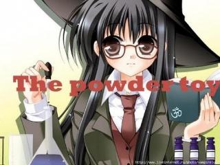 The Powder Toy - Разбираемся в Walls (#1)