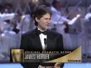 """Джеймс Хорнер получает """"Оскар"""" за лучший саундтрек и лучшую песню к фильму """"Титаник"""", 1998 год."""