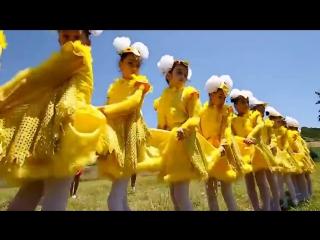 Тюркская Детская Песня - Джуджалярим - Цып цып мои цыплятки