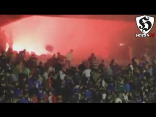 Hooligans vs Police _ Bad Blue Boys Dinamo Zagreb
