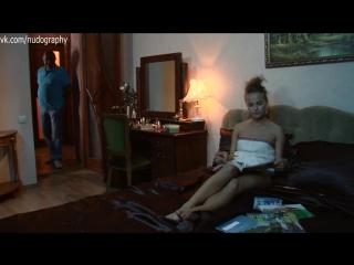 Анна Бегунова в сериале Моя большая семья (2012, Давид Ткебучава) - Серия 4