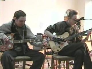 Кострова / Петрачков / Мишкин / Братья По Разному. Михайловъ день. Концерт 21.11.2004
