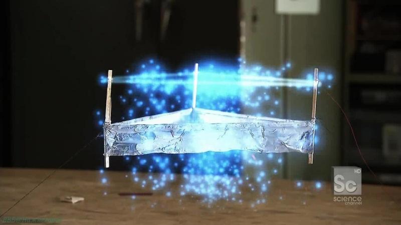 Discovery «Научная нефантастика (11). Как построить летающую тарелку» (Документальный, 2009)