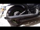 Kawasaki VN900 Custom изменение звука штатной системы