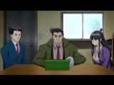 Gyakuten Saiban Sono Shinjitsu Igiari! 11 серия русская озвучка AirMAX Переворотный суд 11 Первоклассный адвокат vk HD