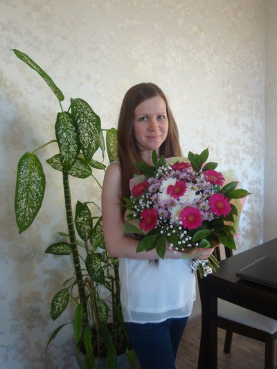 Нигина Давлятова
