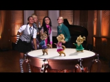 Элвин и бурундуки 2 Alvin and the Chipmunks The Squeakquel(2009) The Chipettes feat. Queensberry The Song