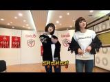 Mico и Aryoung (Girls Girls) - Dang Dang Dang (Supreme Team)  @ Sing Car