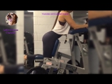 Mercedez Lopez _ Hamstrings and Glutes Workout, Training full Body! Motivation!