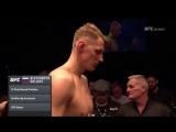 "UFC Александр Волков (Выход) 2517 ""Зима-Мама"""