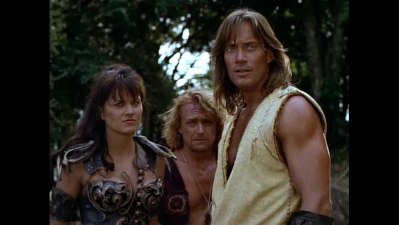 Удивительные странствия Геракла / Hercules: The Legendary Journeys - 1 сезон 13 серия (1995)
