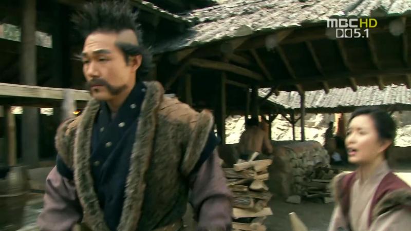 11-Легенда о четырех стражах Небесного владыки - Южная Корея
