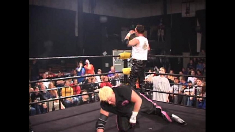 CZW A Higher Level Of Pain (13.04.2002) (Pt.1)