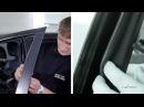 Инструкция по установке автошторок Laitovo Тип крепления №3