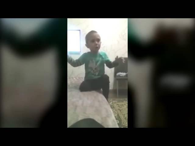 Мальчик из Черкесска Нурик учит маму как с ним нужно разговаривать