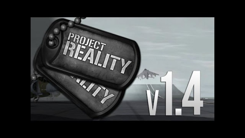 Project Reality BF2 v1.4 Trailer