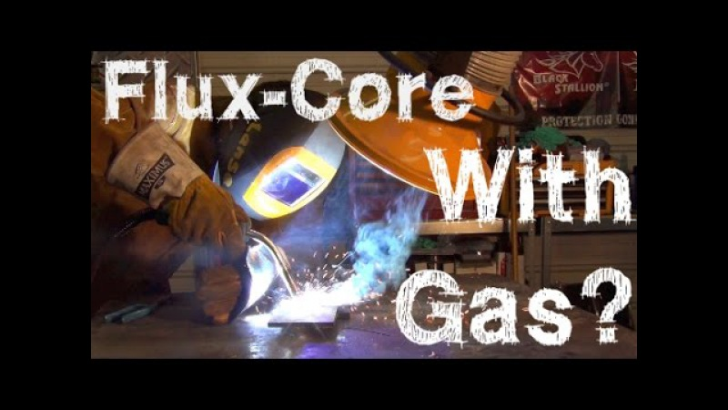 Intro to Gas-Shielded Flux-Core Arc Welding with the BSX BX-BP Backpad
