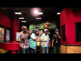 Jagged Edge (@Official_JE) performs Let's Get Married &amp Where The Party At on the @TJMShow.