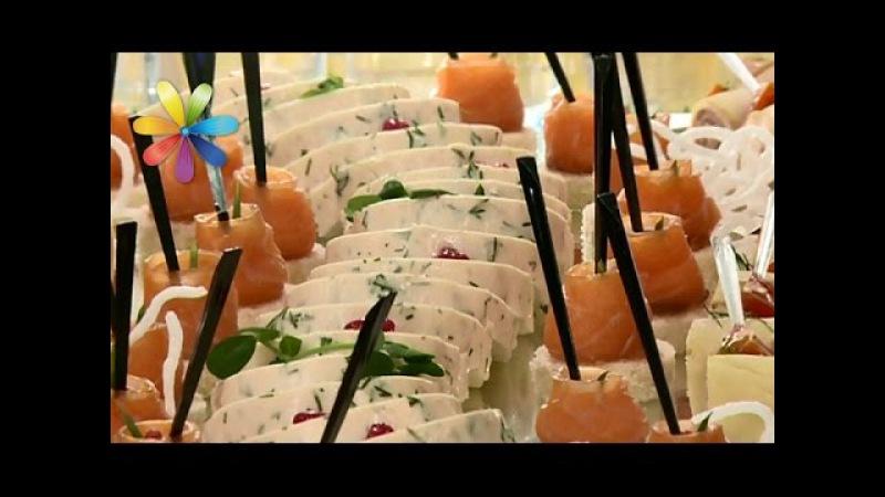 Кулинарный шпион Самвел Адамян: рецепт звездного судака – Все буде добре. Выпуск 868 от 25.8.16