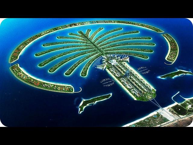 ПАЛЬМОВЫЕ острова в Дубай | это реально ?