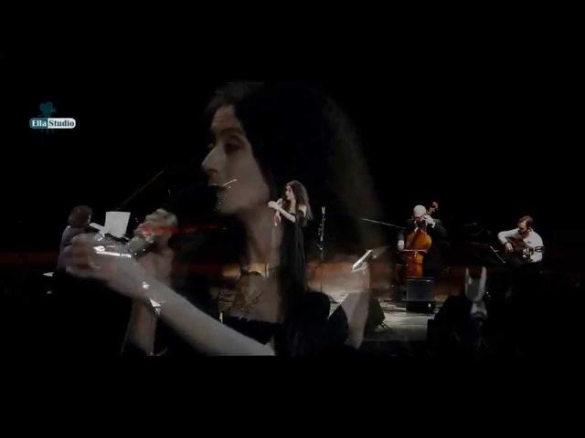 Oyfn veg shteyt a boym Timna Brauer Elias Meiri Ensemble ORF Live