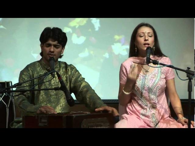 Bittu Mallick, Mantra Om namo Bhagavate Vasudevaya (Moscow, june 2011)