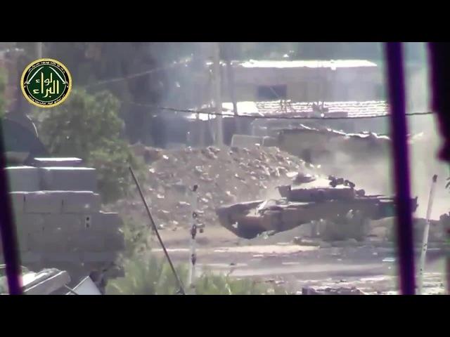 Пламенный привет Осколочно Фугасным снарядом от Т 72