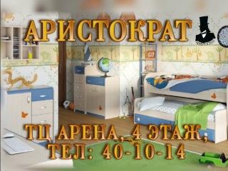 Мебельный салон Аристократ (реклама 1)