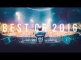 Best Of EDM 2016 Rewind Mix - 50 Tracks in 14 Minutes