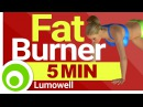 5 Minute Fat Burner Workout at Home