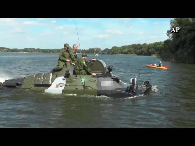 SPW-40 BRDM-2
