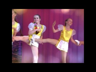 Фестиваль Синеокая Анапа,Украинская народная песня тенец«Ой на горі два дубки»