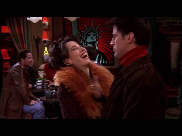 All Janices laugh in Friends