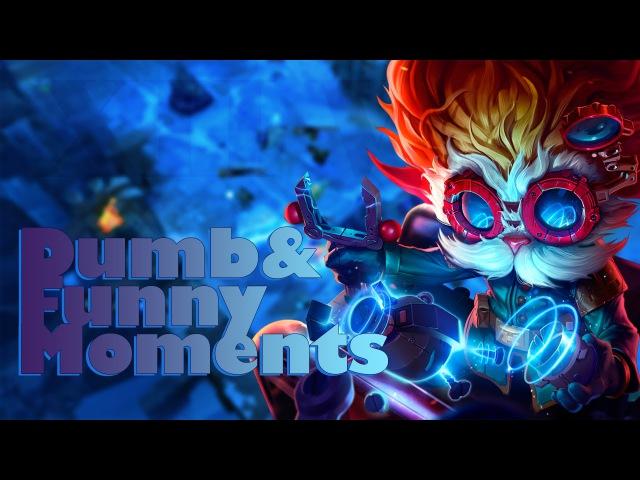 [LoL Dumb Funny Moments] 5 BITCH SIVIR