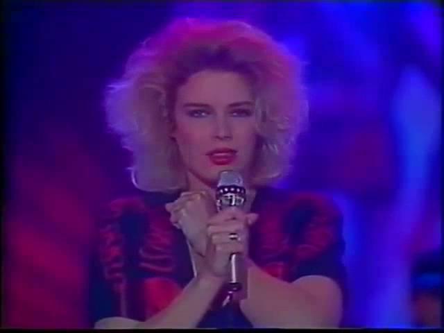 (1988) Kim Wilde - You Came - Avis De Recherche (16 Septembre 1988)