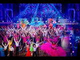 Celebrities & Pro-Dancers Group Dance to Young Hearts Run Free - Strictly Come Dancing - BBC One
