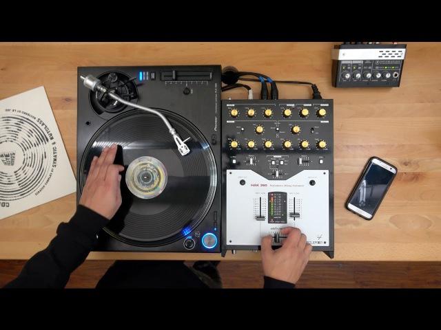 Scratch Break - Ecler Hak 360