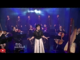 Enya - Echoes In Rain (Live with Kelly and Michael, 11.03.2016) USA  LIVE