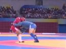 Баир Омоктуев на Всемирных играх боевых исскуств.