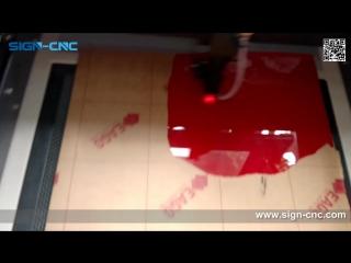 Мини лазерный станок для изготовления печатей и штампов
