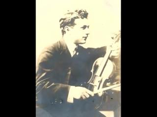 Mischa Elman with Enrico Caruso - Massenet Elegie