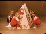 Реклама в СССР. Фруктовый кефир 1982 год