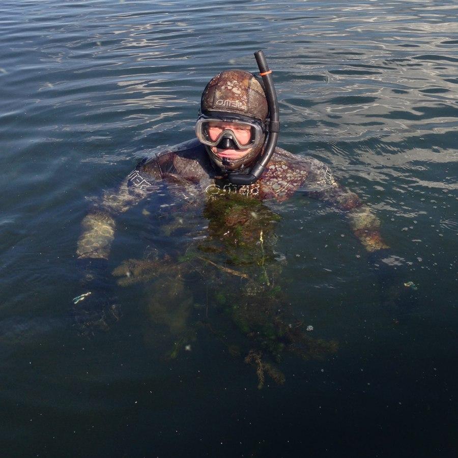 galitsin underwater